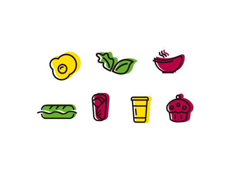 Freshtika Icon Set