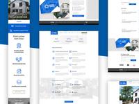 Dom Snov website