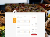 Maxnip Menu, Blog & Restaurant Pages