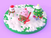 Christmas Hamzzi