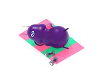 Chubby Ant