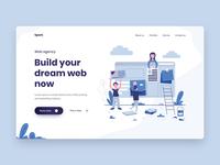 Spark : Agency Header exploration