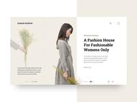Kabam Fashion: Header Exploration