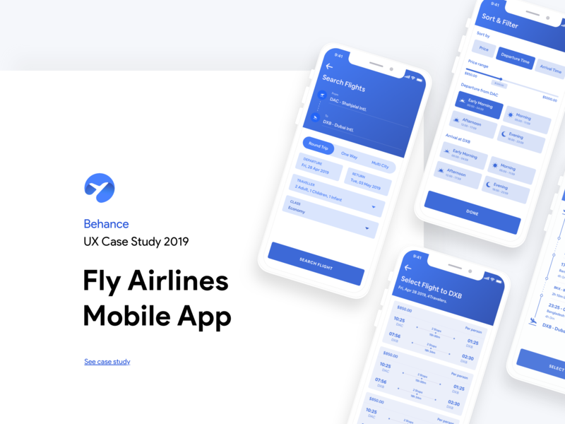 Flight Booking App - Behance Case Study design user experience user interface design inspiration flight ticket flight ios app ui ux ui ux behance project booking app flight booking app mobile app airlines