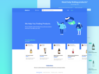 Skincare-Landing Page