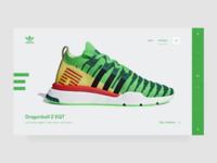 Adidas Dragonball Z