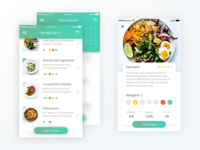 Food delivery app