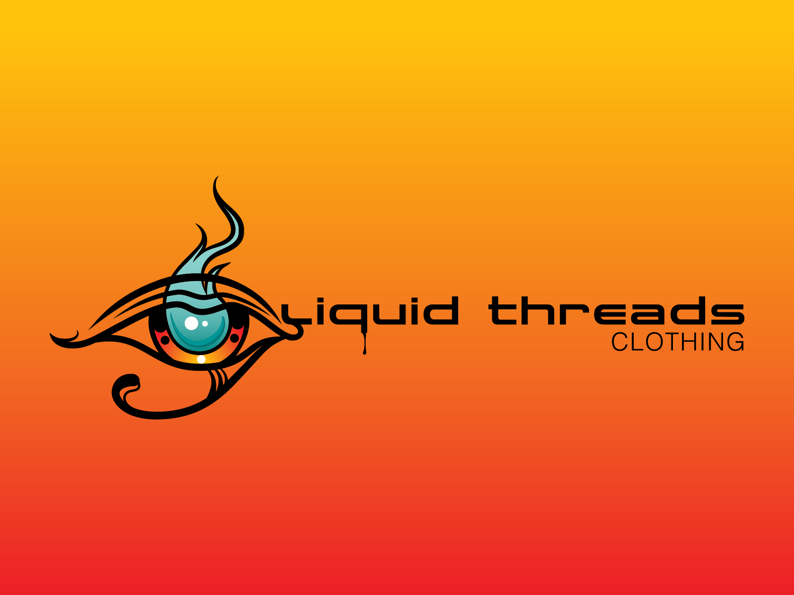 Liquid threads