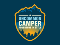 Uncommon Camper Logo