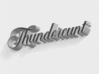 Thundercunt