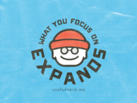 Beanie Boy - What you focus on expands.