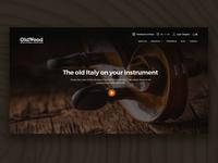 Oldwood Website