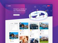 Zinkbit - Landing Page