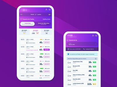 Fly App elegant flight booking flight search flight app flight