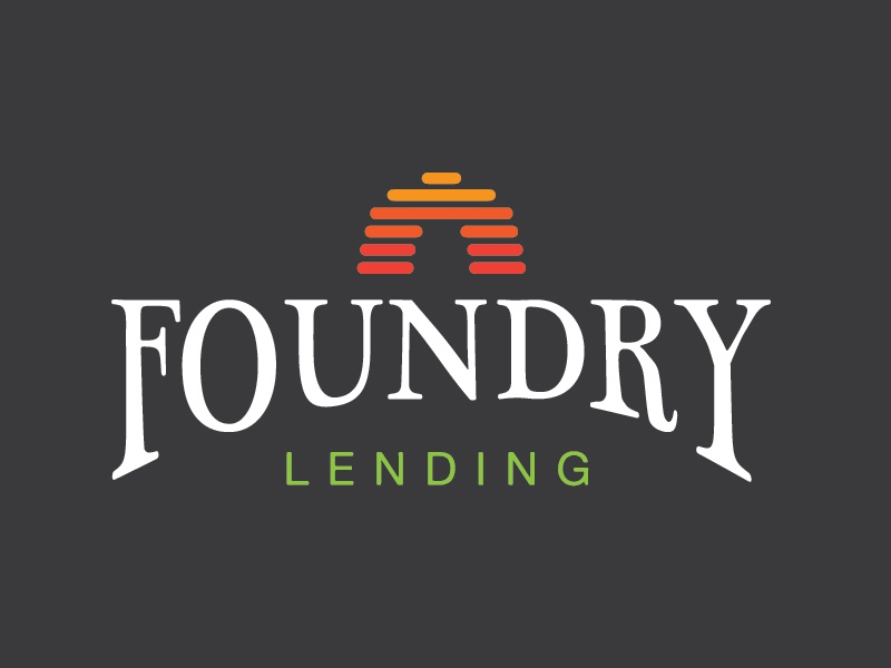 Foundry Logo brand color logo