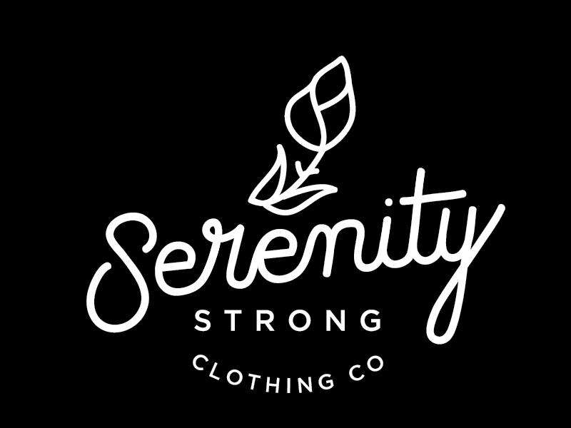 Serenity Logo brand tattoo logo