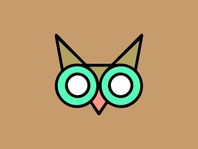 Client Mark - Owl Logo
