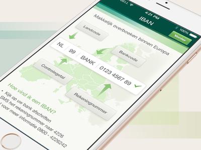 ABN AMRO iPhone app