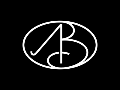 monogram v3 identity branding sign minimal simple typo mark lettering logotype logo