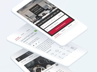 Leonardo Cyprus Hotels website