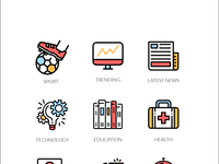 Newze Icons