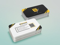 Ghayyour Visiting Cards