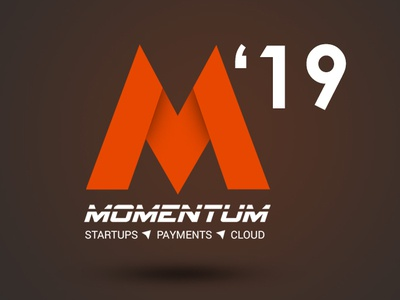 MOMENTUM PAKISTAN-LEADING STARTUP CONFERENCE & EXHIBITION ui web branding design logo