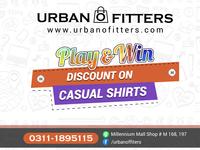 Urban O Fitter 5 X 2