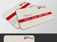 Master MoltyFoam Loyalty Card