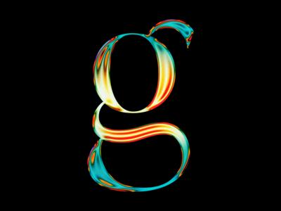 g lowercase