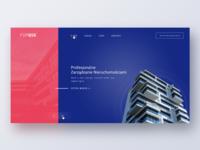 Real Estate web design.