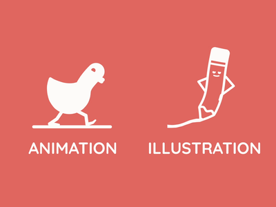 Animated icons after effects illustration webicon character duik bassel animation animated pencil duck icon