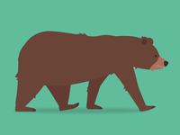 Bear Walk Cycle