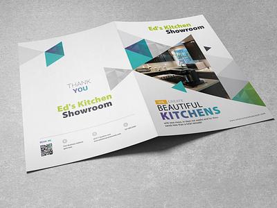 Bi-Fold Brochure Design branding design