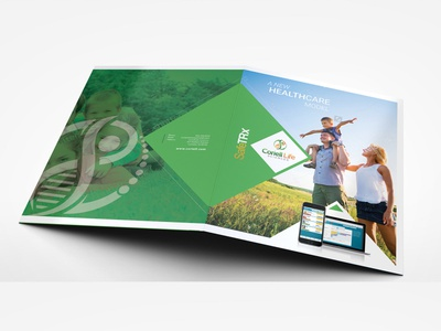Folder Design branding design