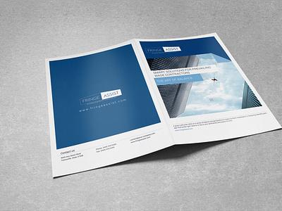Brochure Design branding design