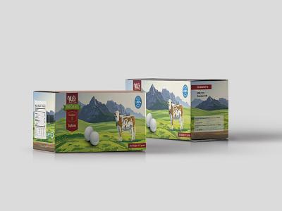 Number 1 Sachet  BOX Mockup packaging design package design branding design