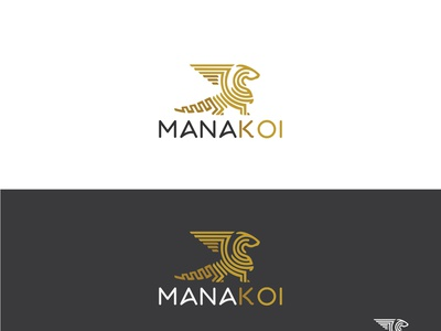 Manakoi Logo Design vector illustration logo branding design