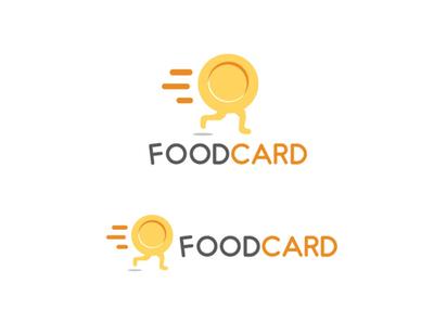 FoodCard Logo Design