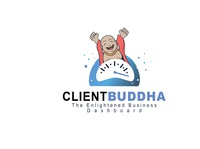 Client Buddah Logo Design illustration vector logo branding design