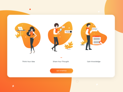 Innovation Concept onboarding