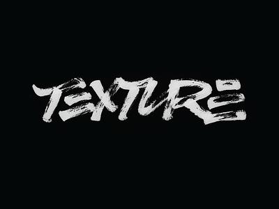 TEXTURE Lettering brushpen inspiration texture brush typography typo logo hand lettering hand writting handmade font lettering calligraphy