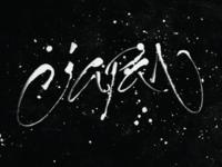 JAPAN calligraphy