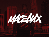 New Behance PROJECT! Logo for Madeaux