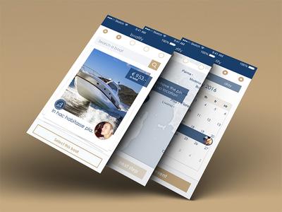 Boatify mobile app