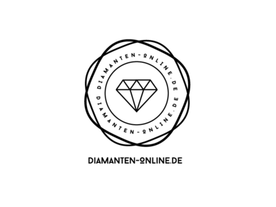 Logo Proposal - Diamanten-online.de diamonds brand logo