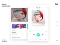 Music interface exercises