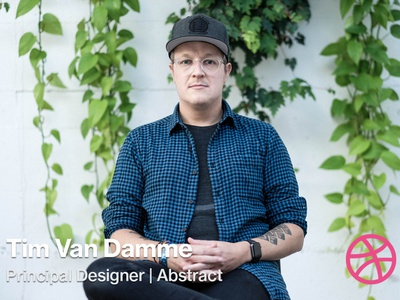 Video Interview: Tim Van Damme of Abstract dribbble interview abstract tim van damme