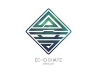 Echo Share logo