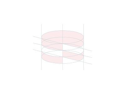 CakePHP Brandmark identity grid brand branding design logo php cakephp